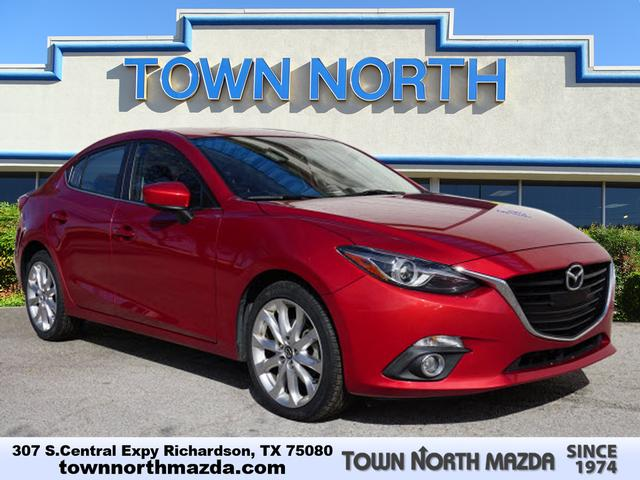 Pre-Owned 2015 Mazda3 S GT W/NAVIGATION AND SIRIUSXM