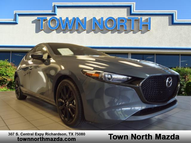 Certified Pre-Owned 2020 Mazda3 Hatchback Premium