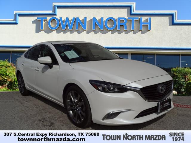 Certified Pre-Owned 2016 Mazda6 GT W/NAVIGATION/SIRIUS SAT RADIO