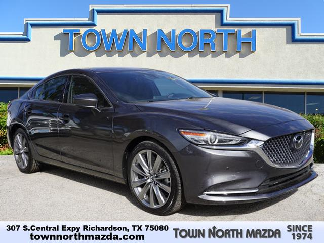 Certified Pre-Owned 2018 Mazda6 2.5 TURBO SIGNATURE