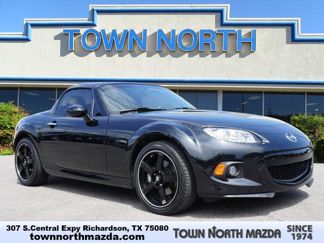 Certified Pre-Owned 2015 Mazda MX-5 Miata Grand Touring