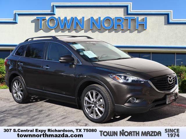 Certified Pre-Owned 2015 Mazda CX-9 CERTIFIED GT- TECH PACKAGE