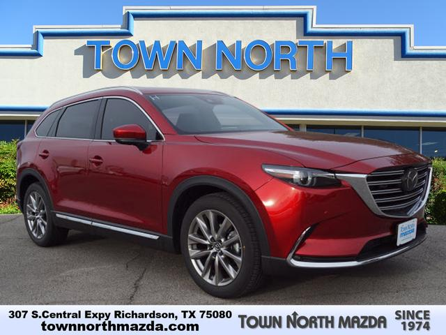New 2019 Mazda CX-9 Grand Touring FWD Grand Touring 4dr SUV