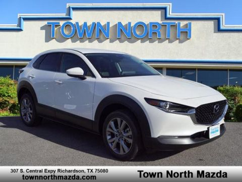 New 2020 Mazda CX-30 Preferred