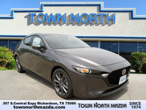 New 2019 Mazda3 Hatchback Preferred
