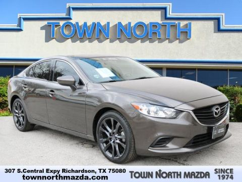 Certified Pre-Owned 2016 Mazda6 TOURING W/MOONROOF/BOSE/SAT PACKAGE