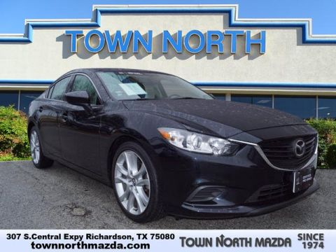 Certified Pre-Owned 2016 Mazda6 TOURING W/MOONROOF/BOSE/SAT