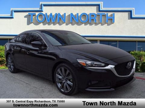 Certified Pre-Owned 2018 Mazda6 Grand Touring