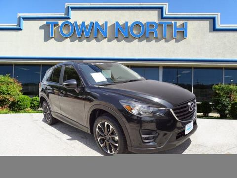 Certified Pre-Owned 2016 Mazda CX-5 GT- TECH PKG
