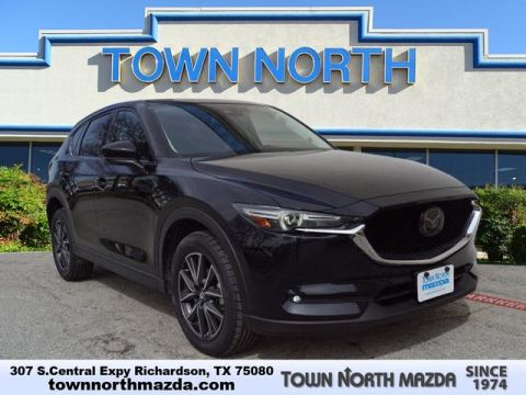 Certified Pre-Owned 2018 Mazda CX-5 GT w/MOONROOF/BOSE/SAT/NAV