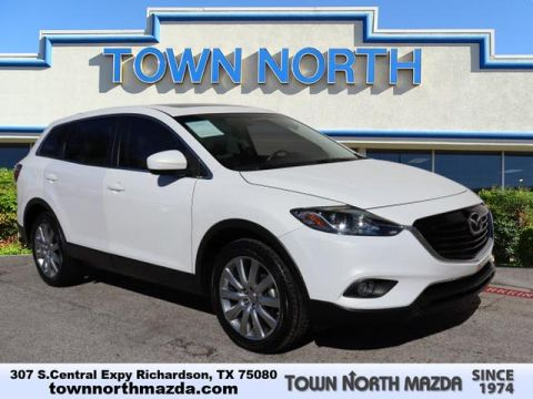 Certified Pre-Owned 2015 Mazda CX-9 TOURING W/TECH PKG/PWR LIFTGATE